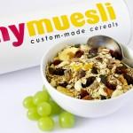 Cereal personalizado - Marketing online