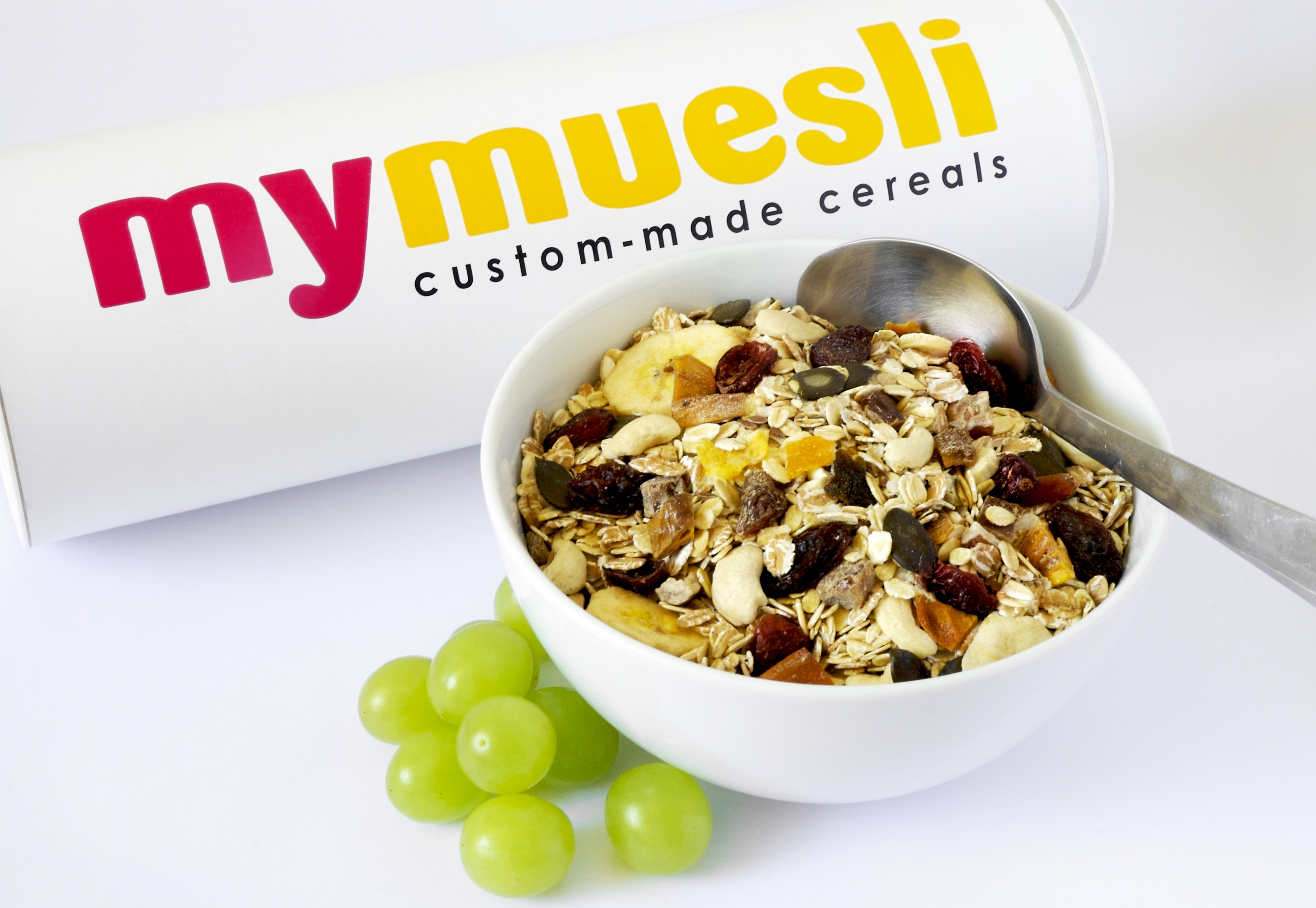 Cereal personalizado - Marketing online