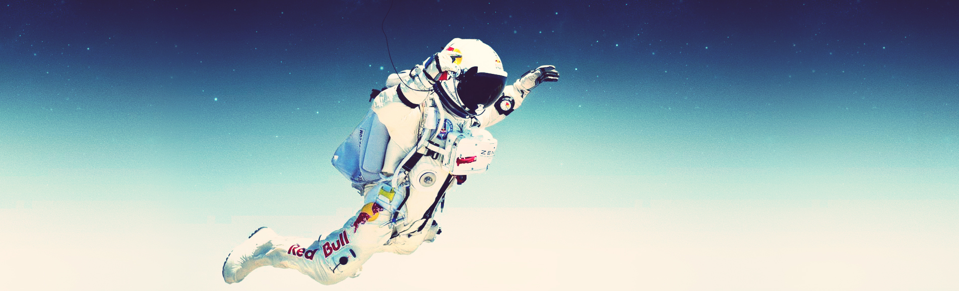 MD Blog MD: Red Bull le da alas a su marketing Casos Marketing Online Redes Sociales  salto red bull stratos red bull record mateschitz marketing online marketing digital argentina Marketing logros felix baumgartner éxito estratosfera estrategia barrera de sonido