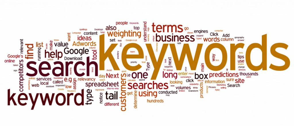 Keywords - Marketing Digital Argentina