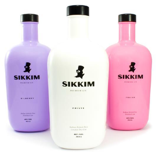 Ginebra Premium SIKKIM