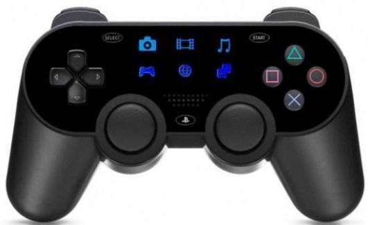 Joystick PS4 – Compartir por las Redes Sociales