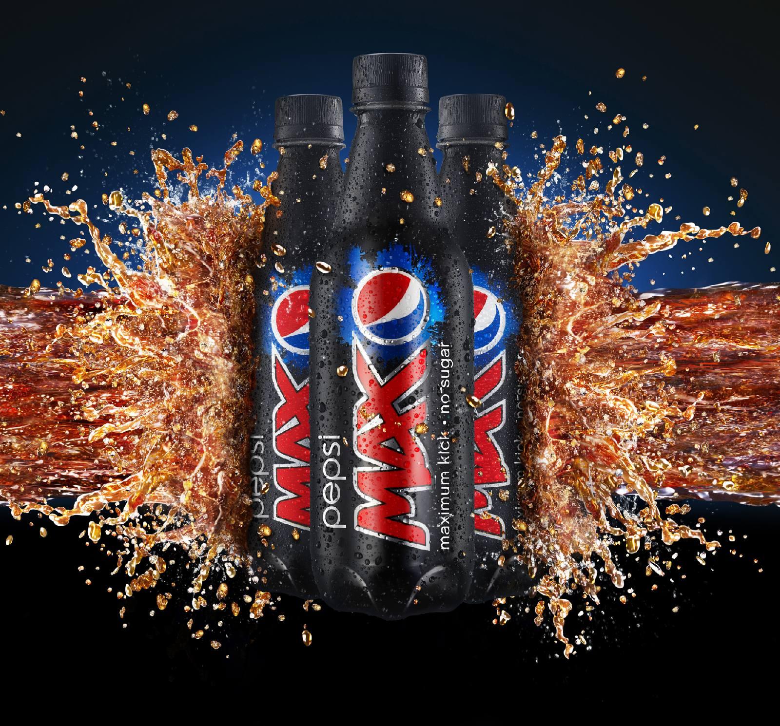Pepsi Max y social media