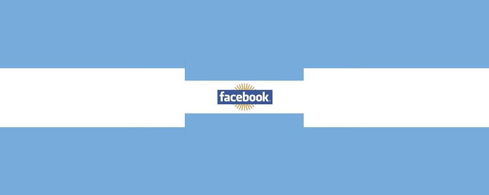 MD Blog Datos de Color: Facebook Argentina Redes Sociales