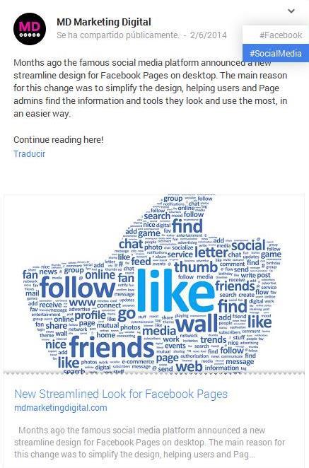 MD Blog Redes Sociales y SEO: La importancia de G+ Redes Sociales  SEO marketing online estrategia Digital - Social Media