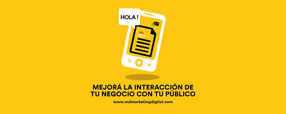 MD Blog La importancia de un interlocutor con la agencia de marketing digital Marketing Online  online marketing marketing online - Social Media - Marketing Online