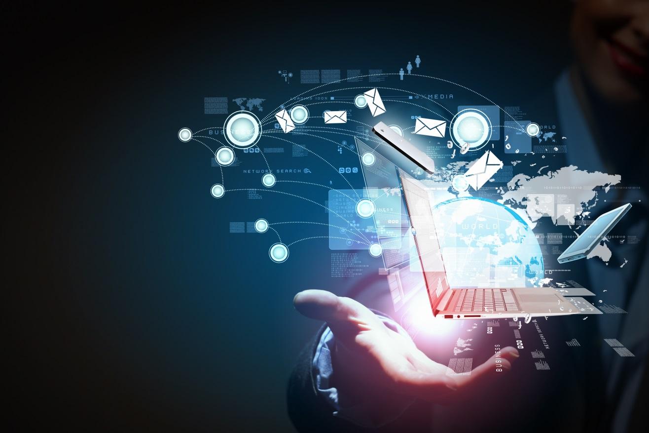 MD Blog La evolución del Internet y el mercado Marketing Digital