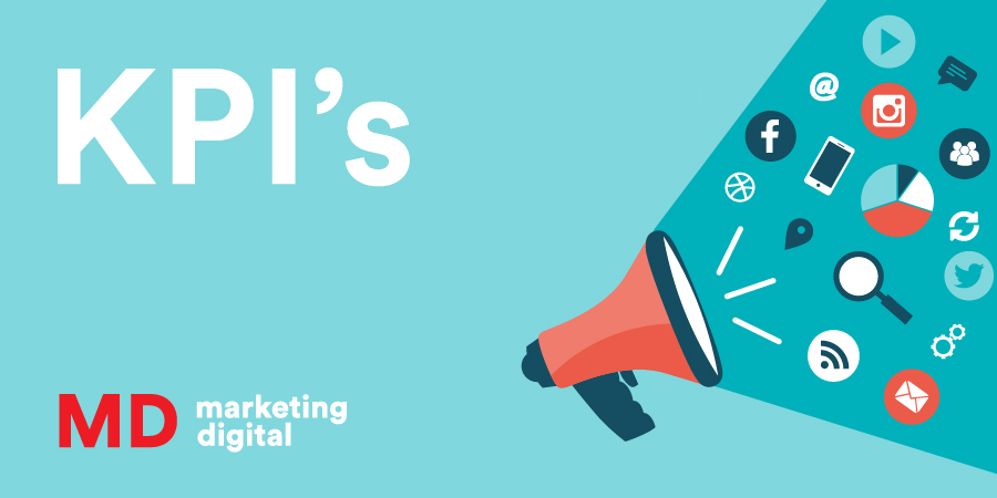 MD Blog Hablemos de KPI's: Redes Sociales