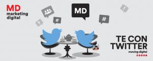 MD Blog ¿Qué plataforma Social Media debería usar? Hablemos de Twitter Primeros Pasos Social Media  twitter Redes Sociales md marketing digital marketing online - Social Media - Marketing Online