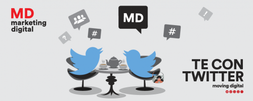 MD Blog ¿Qué plataforma Social Media debería usar? Hablemos de Twitter Primeros Pasos Social Media  twitter Redes Sociales md marketing digital marketing online - Social Media - Marketing Online