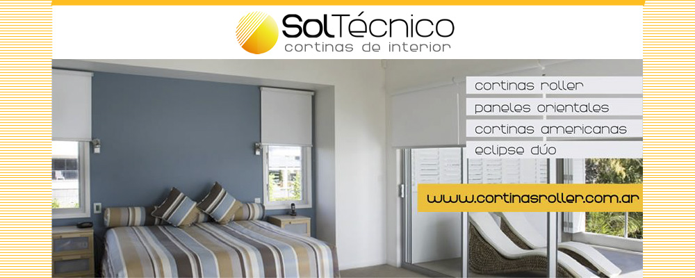 Nuevo Cliente: SolTécnico   Fábrica de Cortinas Roller   MD