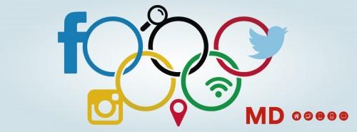 MD Blog El Medallero Olímpico de las Redes Sociales Redes Sociales  twitter Redes Sociales Facebook - Social Media