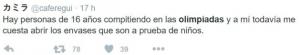 tweet gracioso #Río2016
