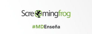 MD Blog #MDenseña - Screaming Frog SEO Spider Tool Marketing Digital Marketing Online Primeros Pasos SEO SEO / SEM  SEO Screaming Frog MD marketing digital Herramientas SEO #MDenseña