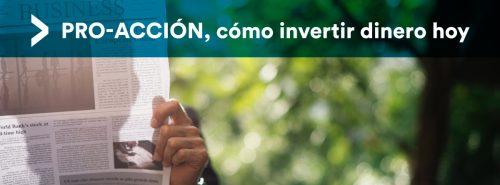 MD Blog Pro-Acción, cómo invertir dinero hoy Marketing Digital Nuestros Clientes  Pro-Acción md marketing digital letes en dolares Invertir en Lebac Comprar Lebac