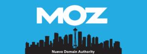 Nuevo Domain Authority